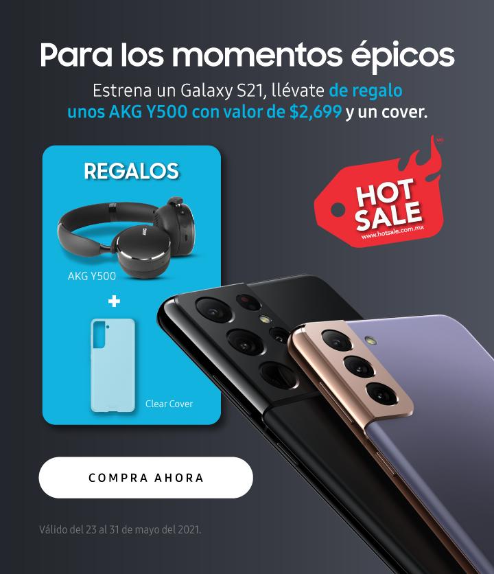 Promociones Galaxy S21