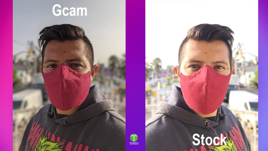 GCam vs POCO X3 Pro