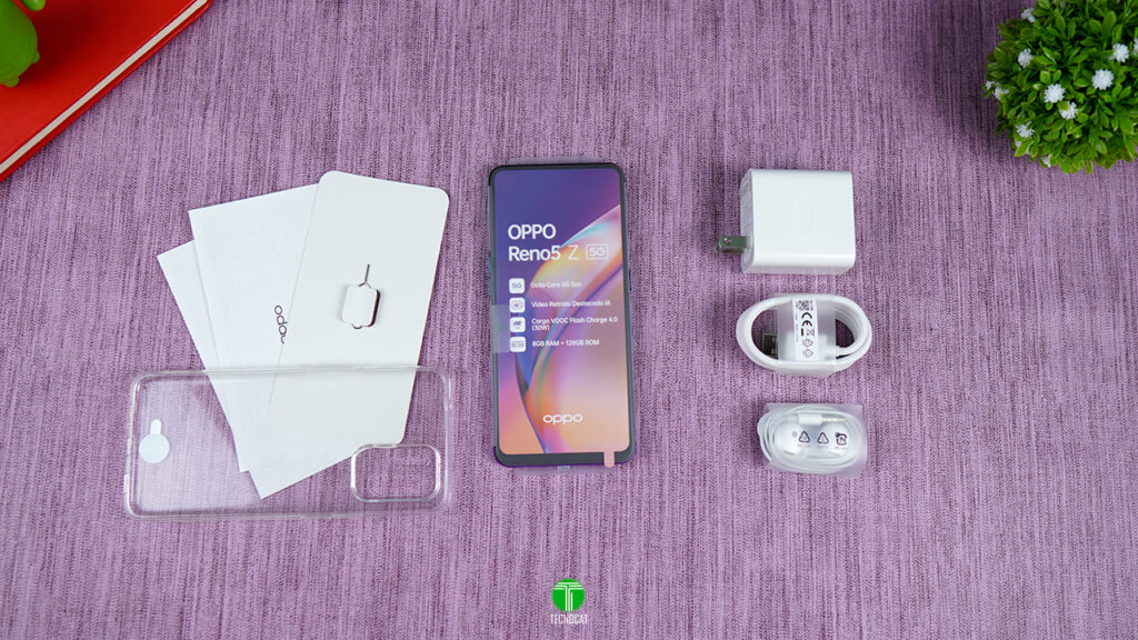 Unboxing OPPO