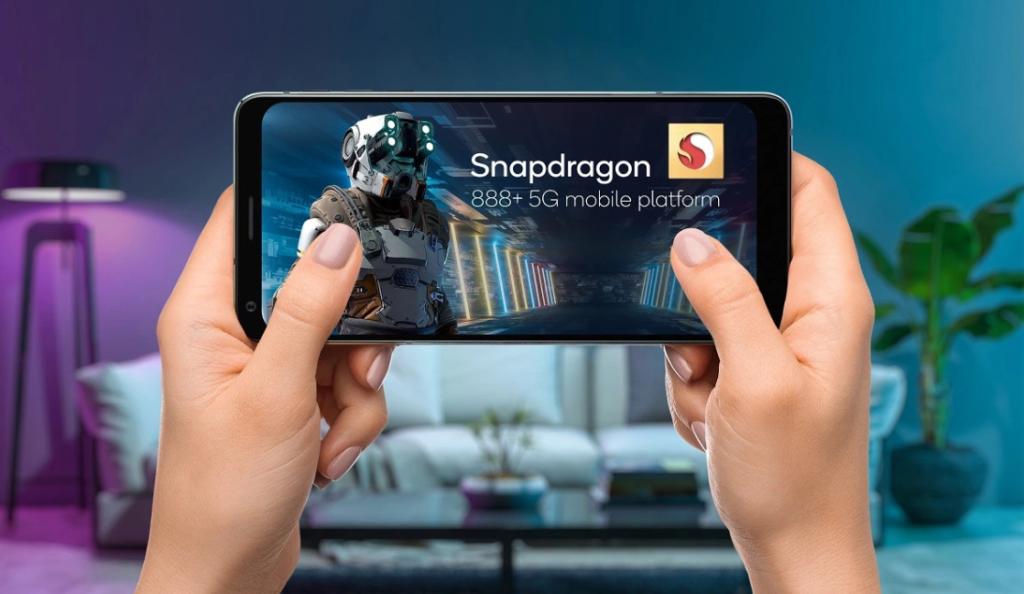 Snapdragon 888+ 5G: Más potencia, más IA y más gaming