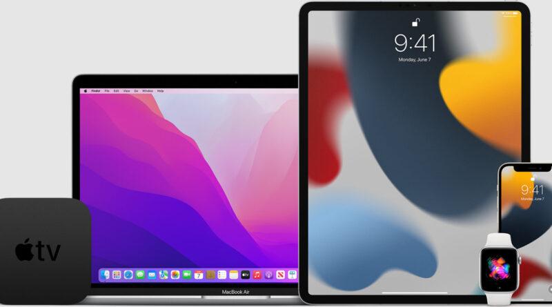 Beta iOS 15 iPadOS15