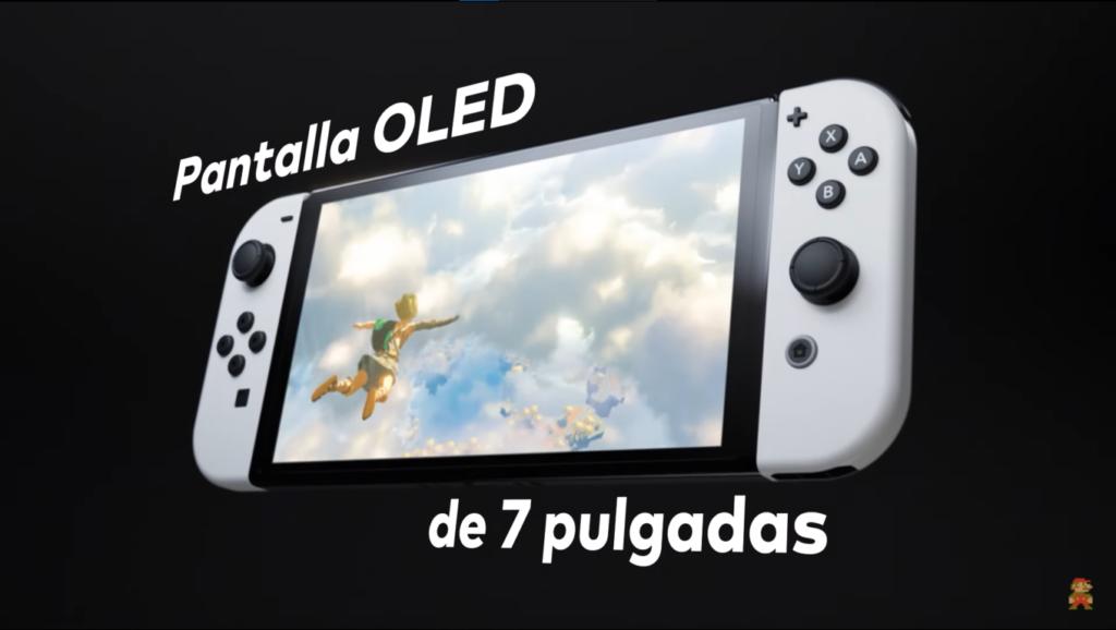La nueva Nintendo Switch OLED ya es un hecho