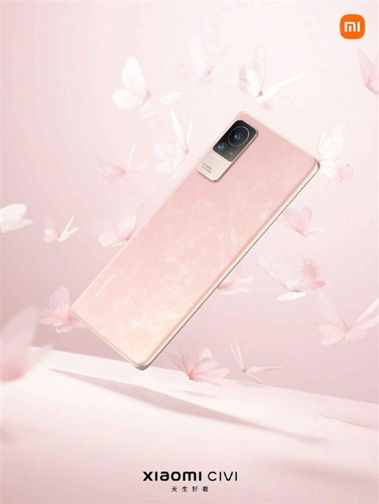 Lanzamiento Xiaomi CIVI