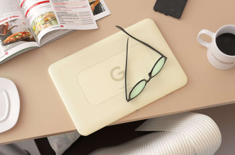 Google podría regresar a fabricar tablets según esta patente