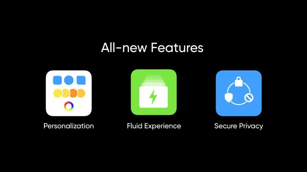 Novedades Realme UI 3.0