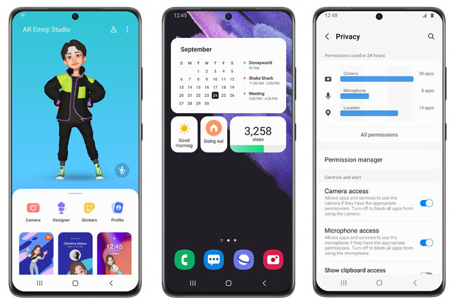 Android 12, One UI 4