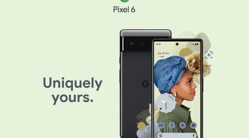 Filtración Google Pixel 6
